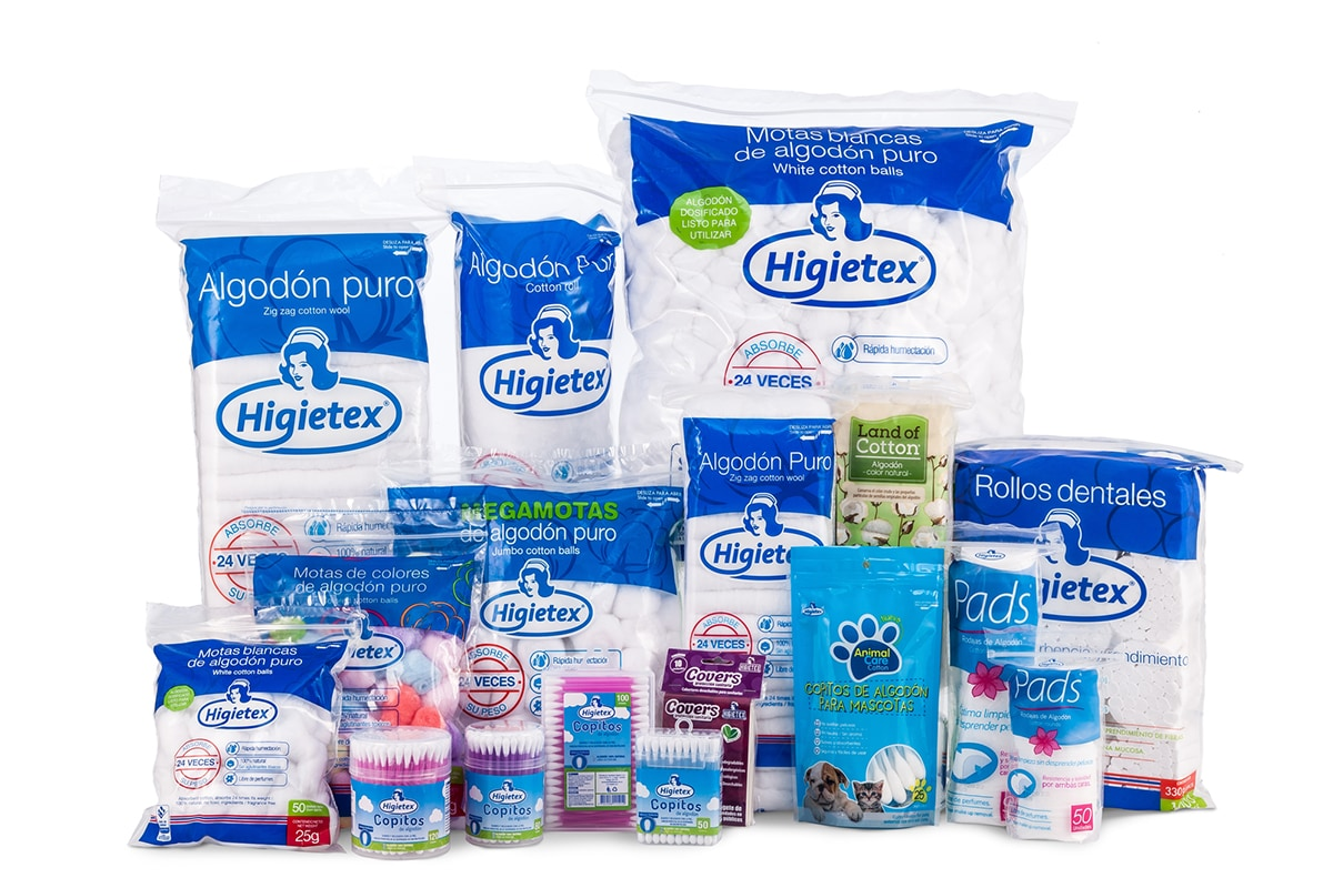 Productos Higietex