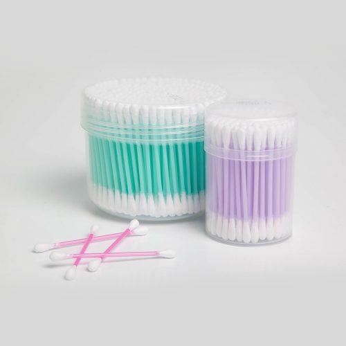 Aplicadores Plásticos - Tarro